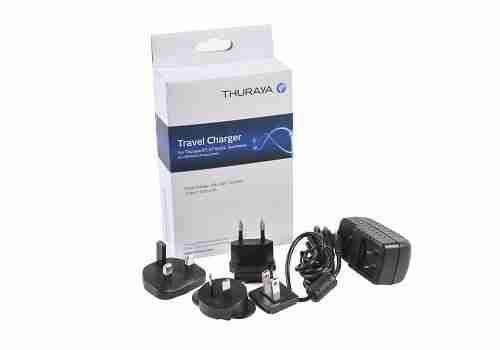 Thuraya XT travel charger