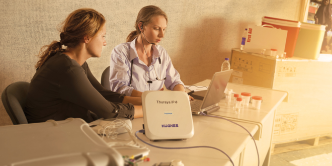Thuraya's technology can help medical response teams track and analyse data on spread of COVID-19; Satellite communications is vital to keep relief workers connected and to overcome social distancing; Lessons learned from the Ebola outbreak of 2014-2016 will inform Thuraya's response